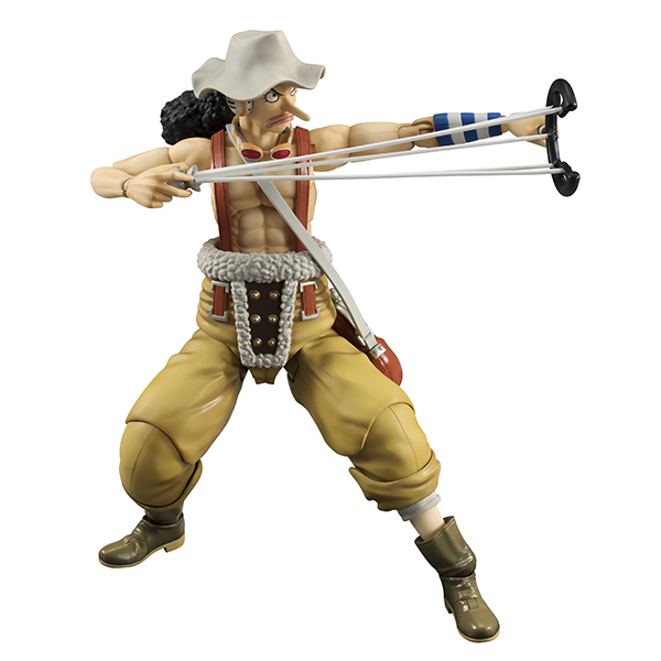 usopp variable action heroes megahouse figurine one piece. Black Bedroom Furniture Sets. Home Design Ideas