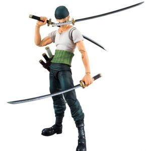 figurine zoro past blue variable action heroes megahouse One Piece VAH