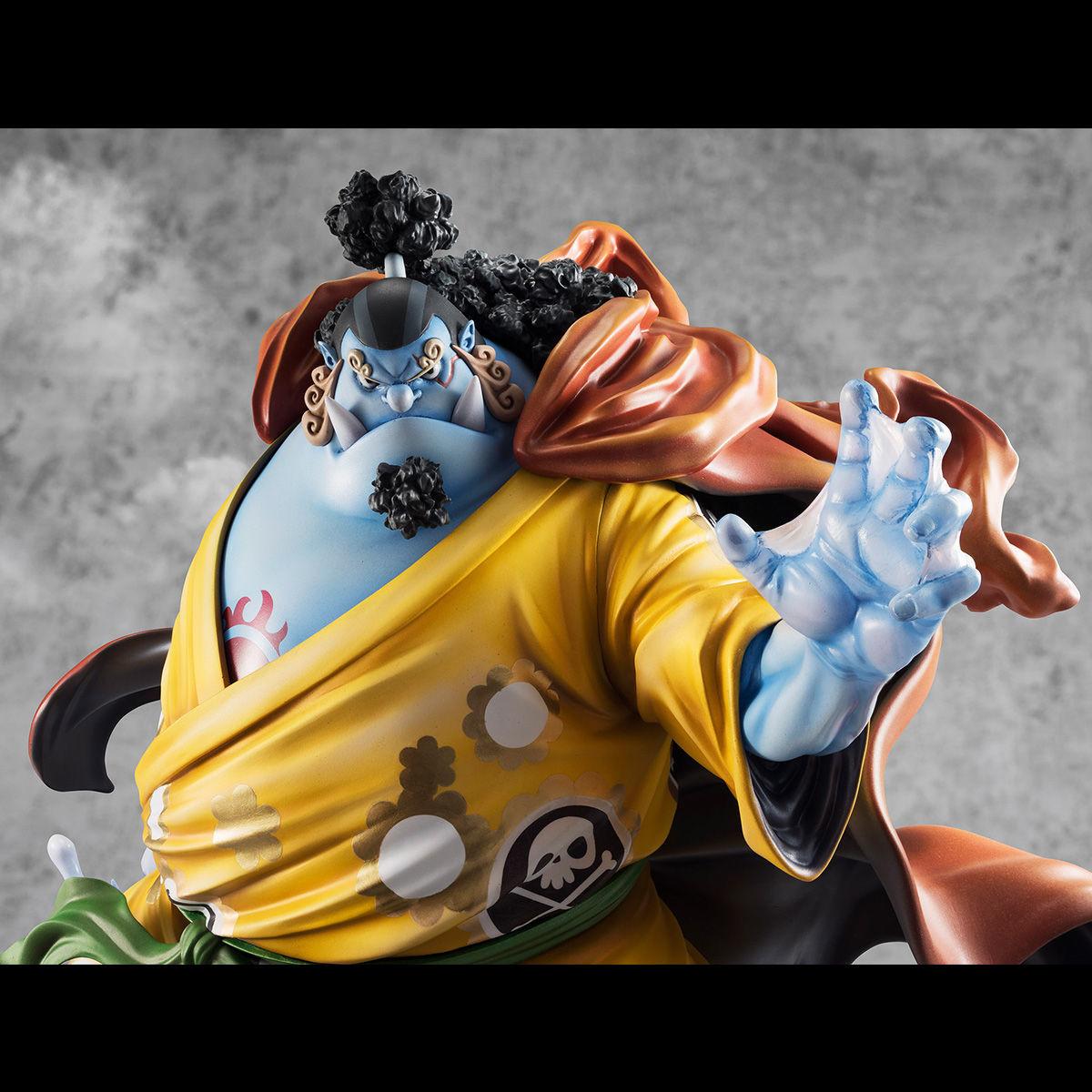 Jinbei portrait of pirates sa maximum megahouse figurine one piece - Belmer one piece ...