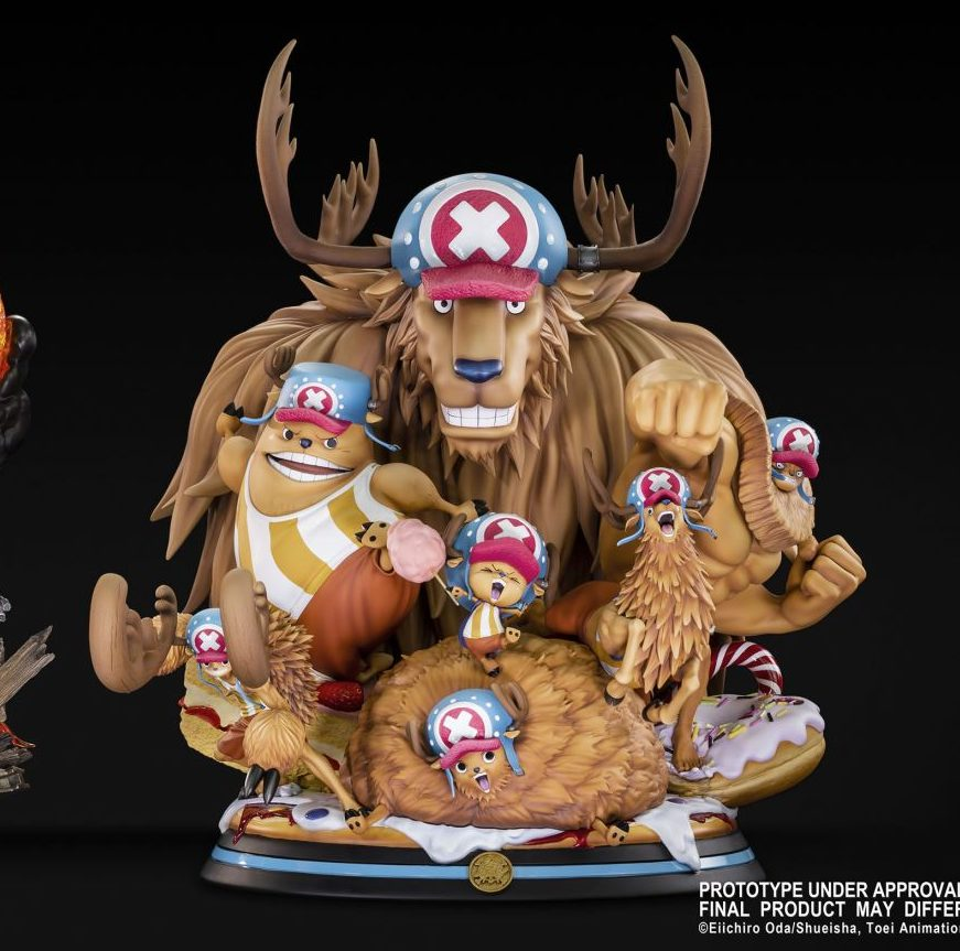 Calendrier One Piece 2020.Precommandes Figurines One Piece Et Prochaines Sorties