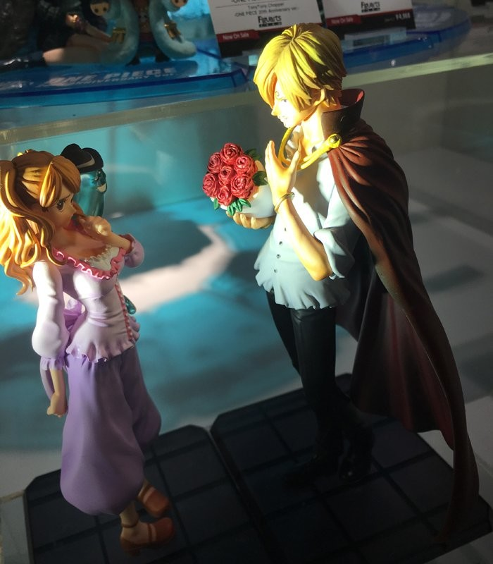 Figurine Sanji Whole Cake Island Figuarts Zero Bandai Manga