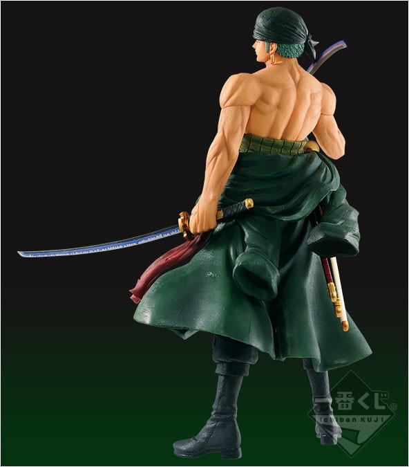 figurine zoro ichiban kuji one piece 20th