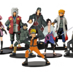 Collectionner des figurines de Naruto